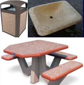 Dekoratif beton arge örnekleri
